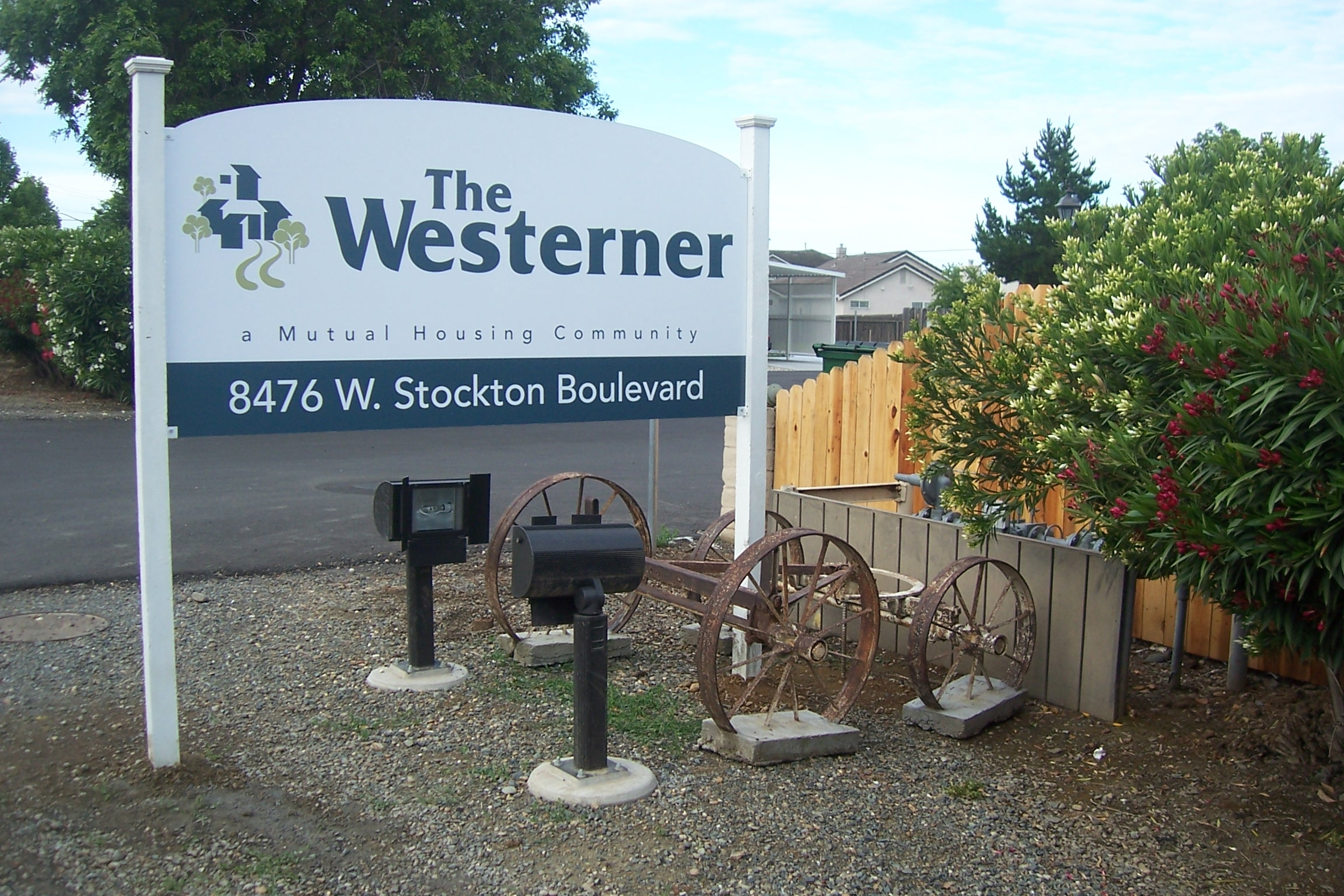 The Westerner A Mutual Housing Community