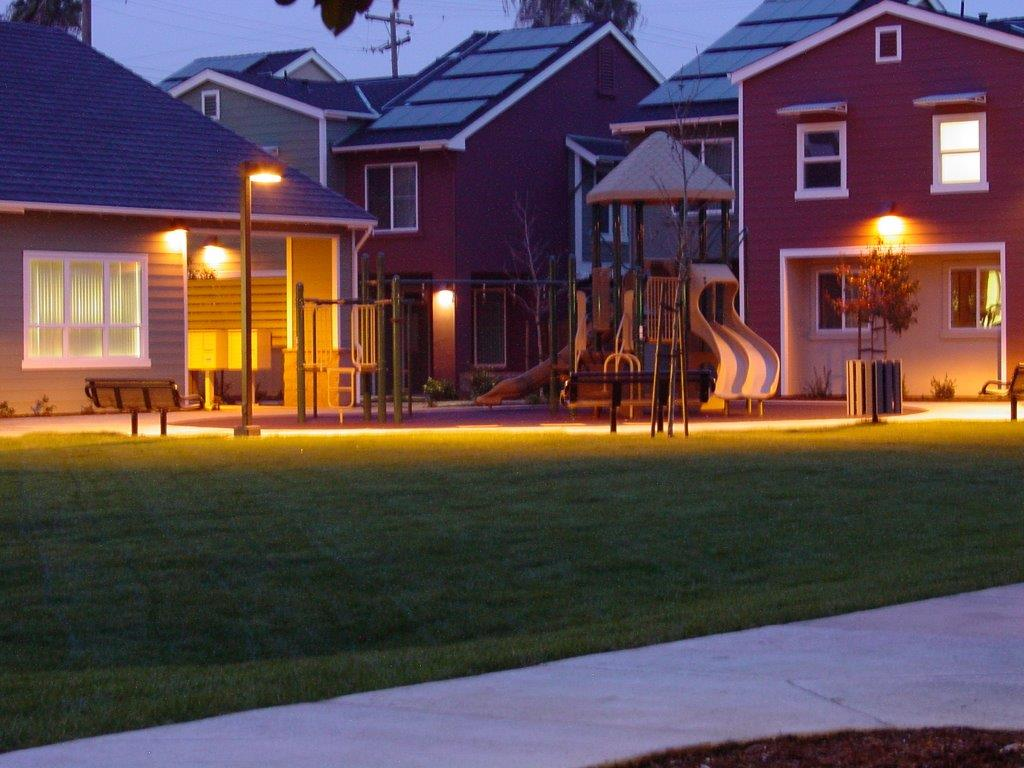 Victory Townhomes Mutual Housing Community