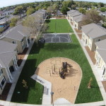 Mutual Housing at Greenway Aerial